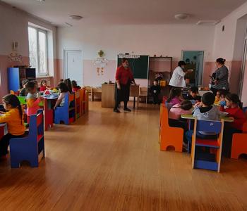 Մառնեուլիի մանկապարտեզներում դաստիարակչական  գործընթացը կվերսկսվի մայիսի 13-ին